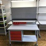 wózki montażowe dla firmy z krakowa