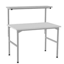 Stół montażowy z górną półką EC-2-0002