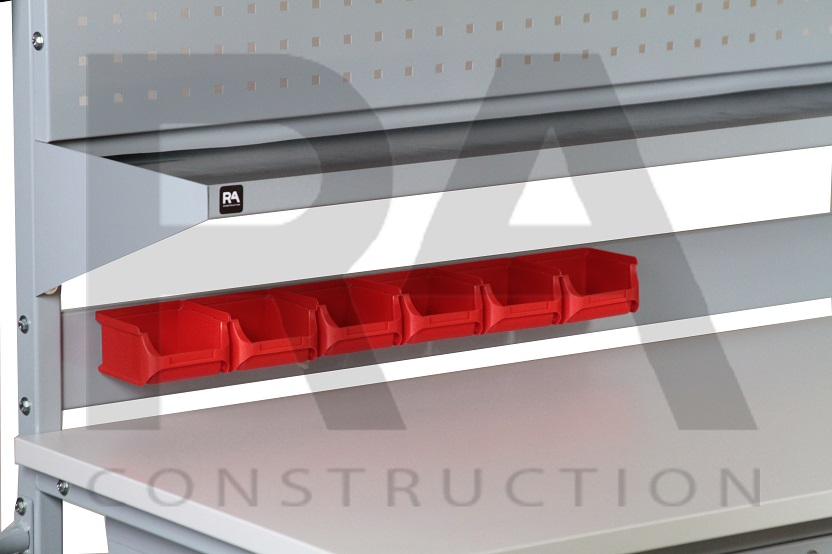 pojemniki magazynowe wyposażenie dodatkowe do wózka montażowego