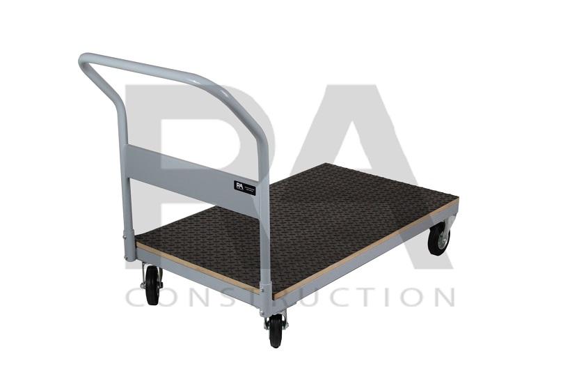 wózek montażowy platformowy