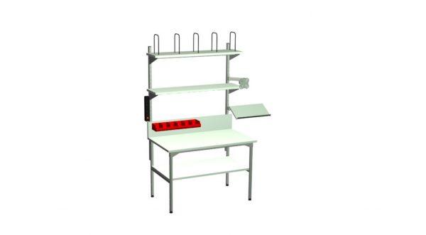 Stół do szybkiego pakowania paczek