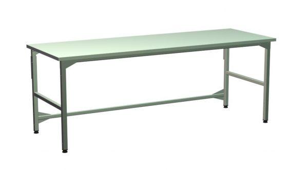 Stół produkcyjny regulowany