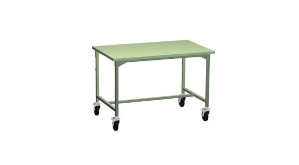 stół montażowy z kołami