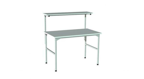 Stół montażowy z półką