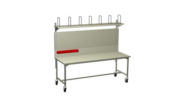 stol-do-Duży stół warsztatowy z kolami PC-4-0006pakowania-z-kolami-narzedziowy
