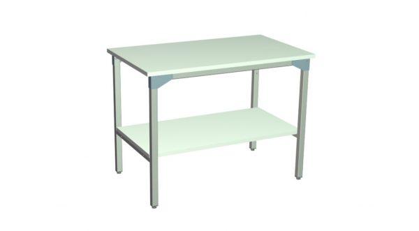 Stół warsztatowy z półką dolną