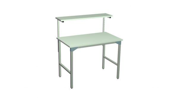 stół warsztatowy z półką