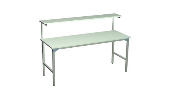 Stół ślusarski z półką