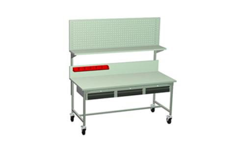 stół warsztatowy na kołach