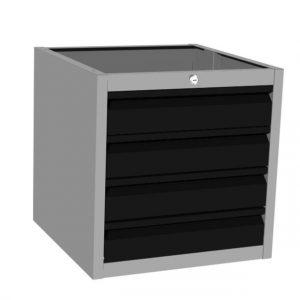 Metalowa szafka kontenerowa