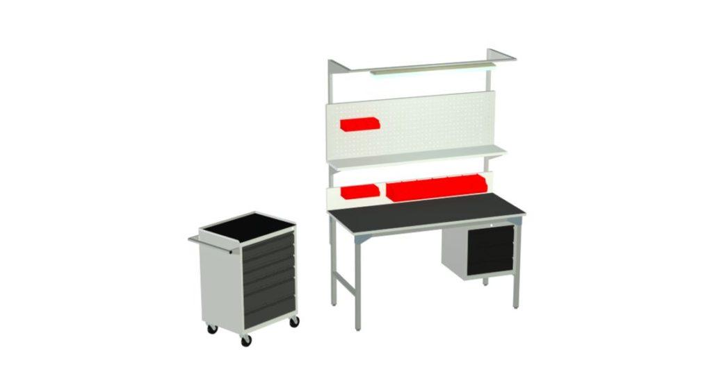 stoły warsztatowe robocze producent