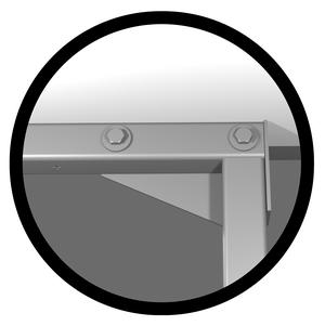 stabilność stołu do pakowania ra construction