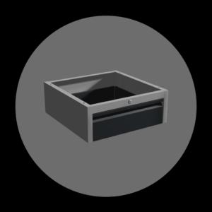szuflada metalowa ra construction